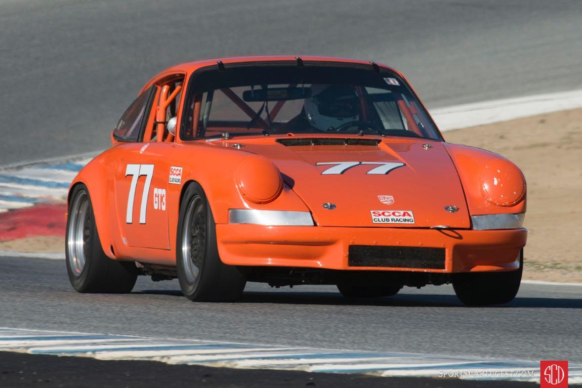 David Witkowski - 1973 Porsche 911