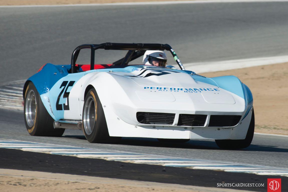 Chris Springer - 1968 Chevrolet Corvette