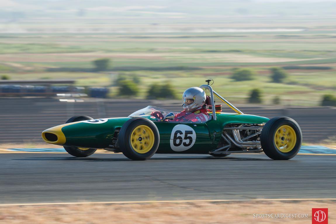 Geir Ramleth - 1967 Lotus 51A