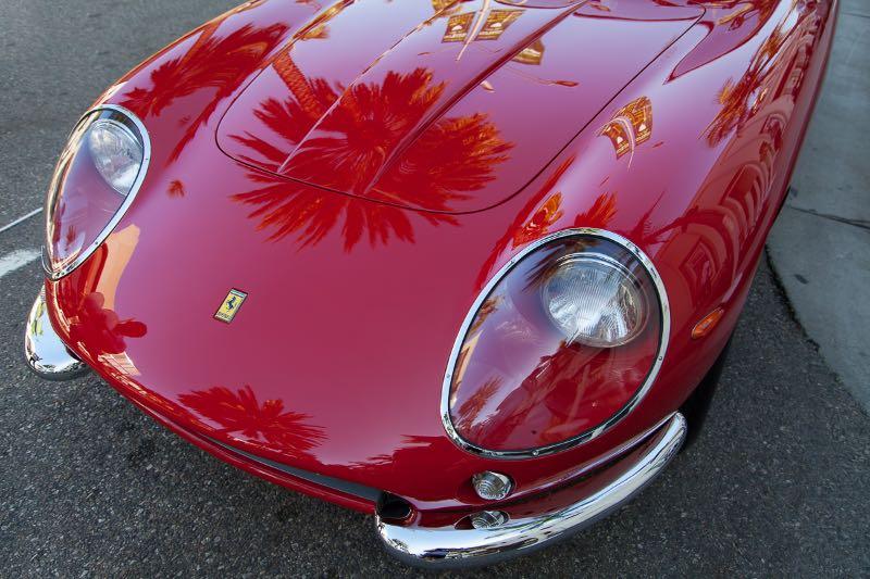 1967 Ferrari 275 GTB/4, owned by Tomy Drissi