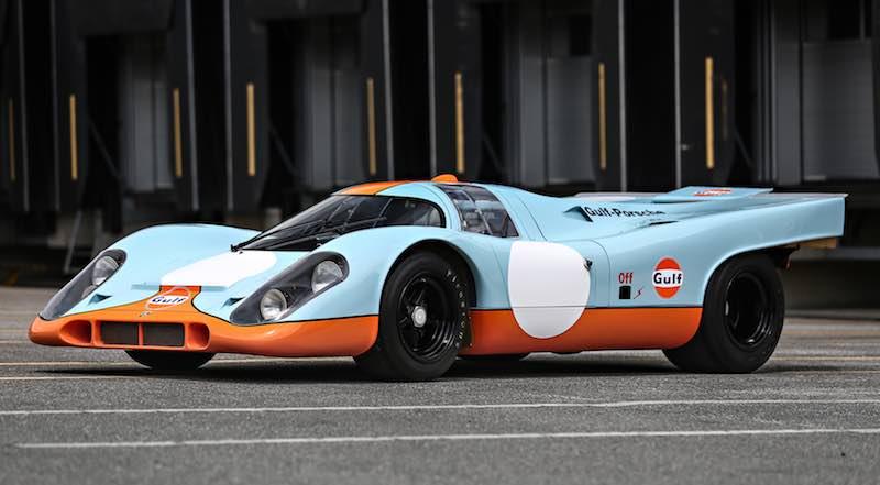 1970 Porsche 917K, chassis 917-024