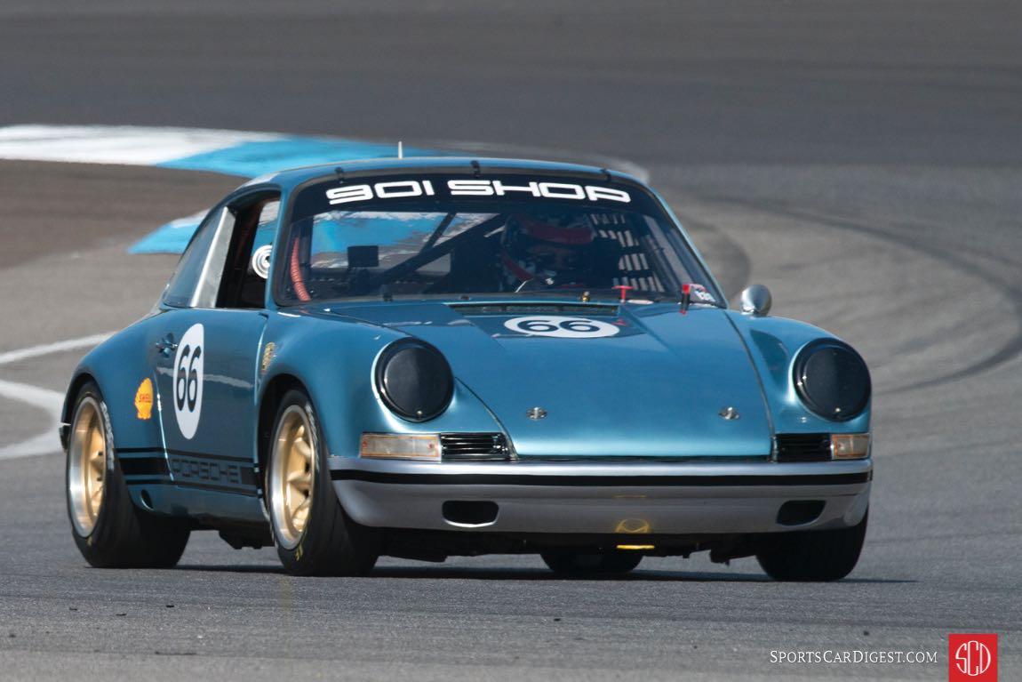 Tom Clarke - 1967 Porsche 911