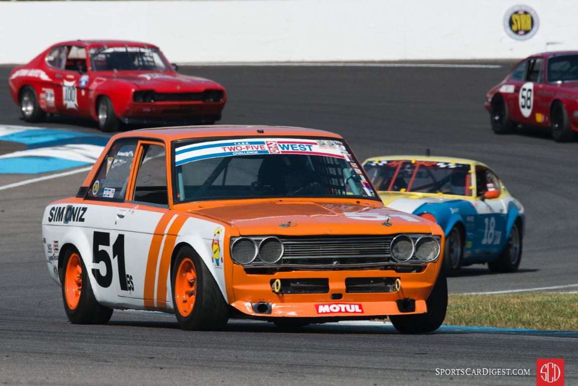 #51 Datsun is not listed