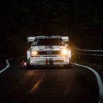 Headlights On at the Eifel Rallye Festival