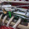 1933 Duesenberg Model SJ 'Sweep Panel' Phaeton by LaGrande, engine no. J-510 (photo: Darin Schnabel)