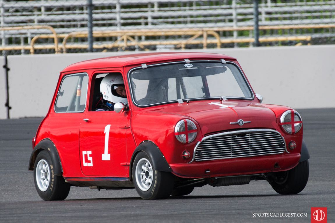 Brian Waters - 1960 Mini Cooper