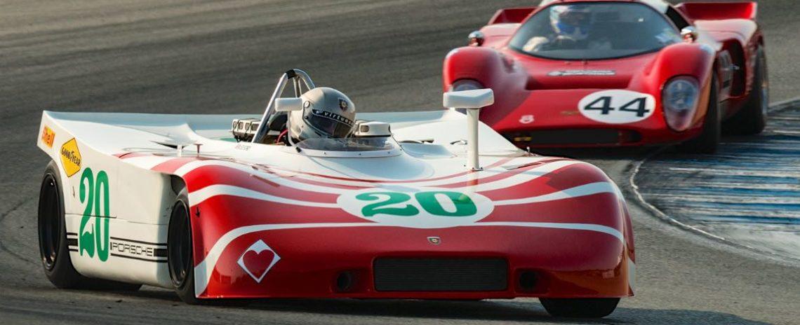 Cameron Healy - 1970 Porsche 908/3