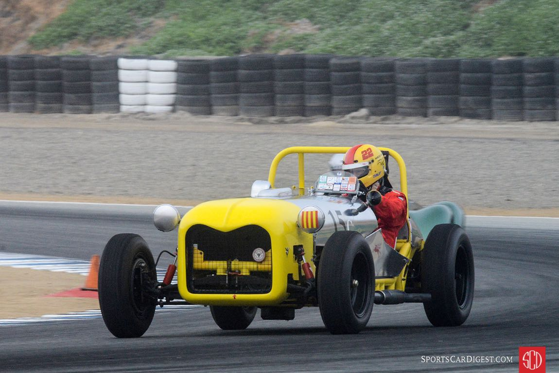 Marcus Bicknell - 1952 Streets Manning Special