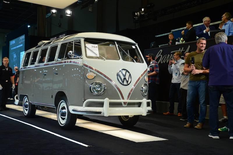 1964 Volkswagen 21-Window Microbus