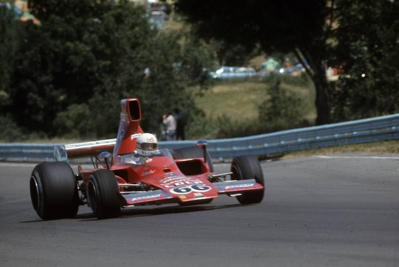 Brian Redman in the Lola T332
