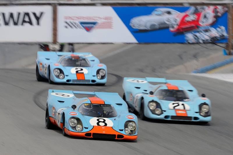 Porsche 917s at Rennsport V