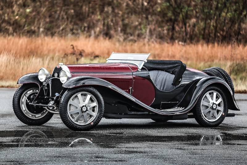 1931 Bugatti Type 55 Roadster (photo: Mathieu Heurtault)