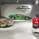 Success for Lamborghini Museum in 2017