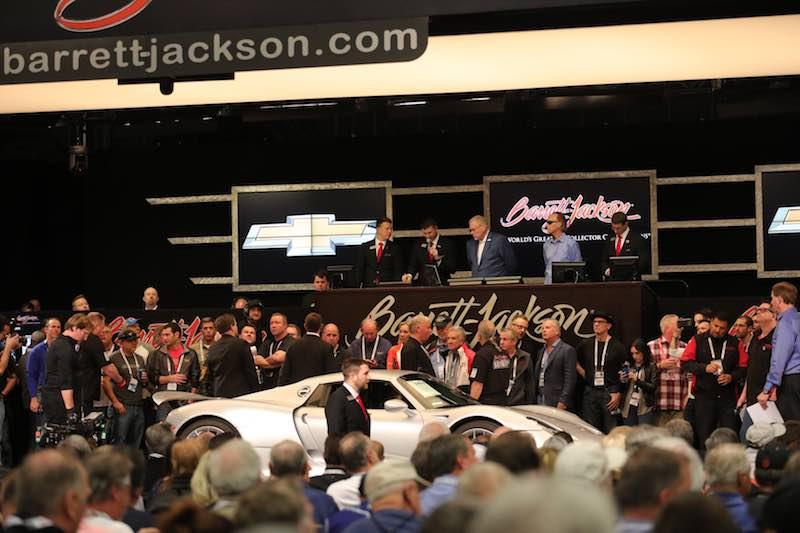 2015 Porsche 918 Spyder sold for $1,430,000