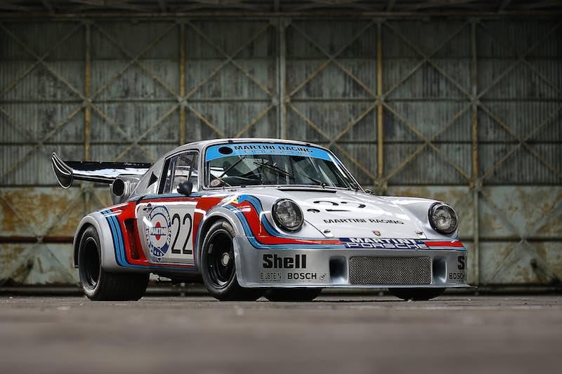 1974 Porsche 911 Carrera RSR 2.1 Turbo (photo: Mathieu Heurtault)