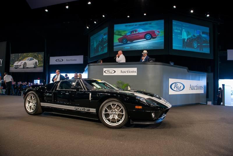 2006 Ford GT Auburn Auction