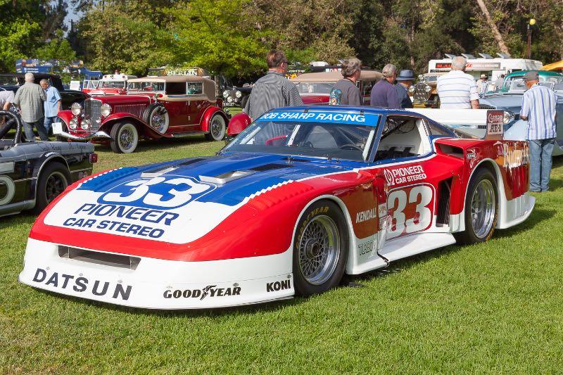 1979 Nissan 280ZX Twin-Turbo V8