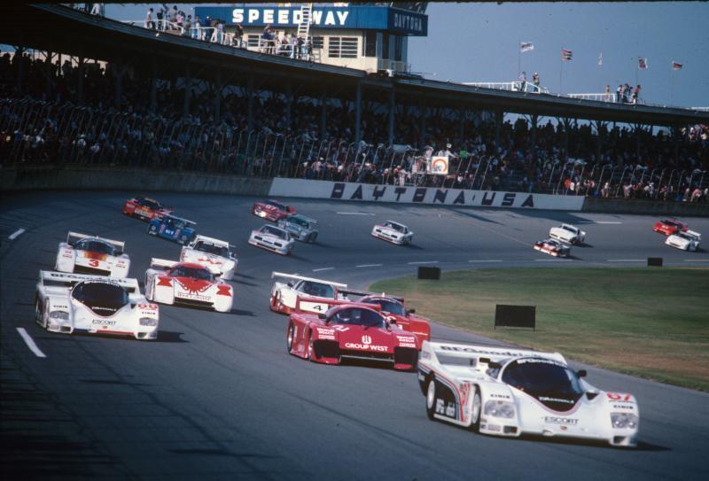 Porsche 962 - Daytona International Speedway