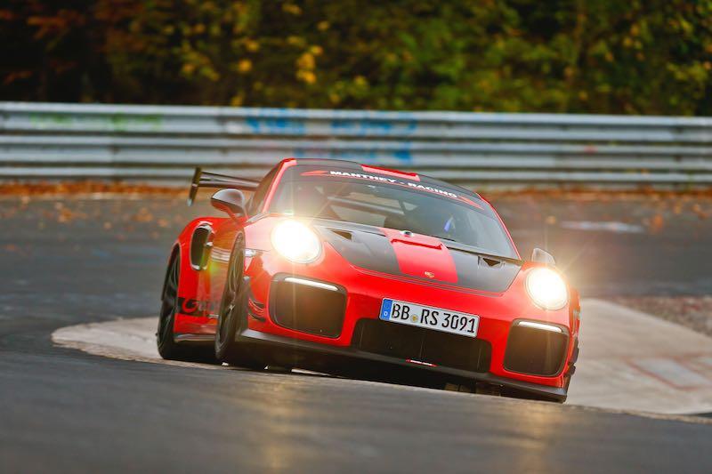 Porsche GT2 RS MR