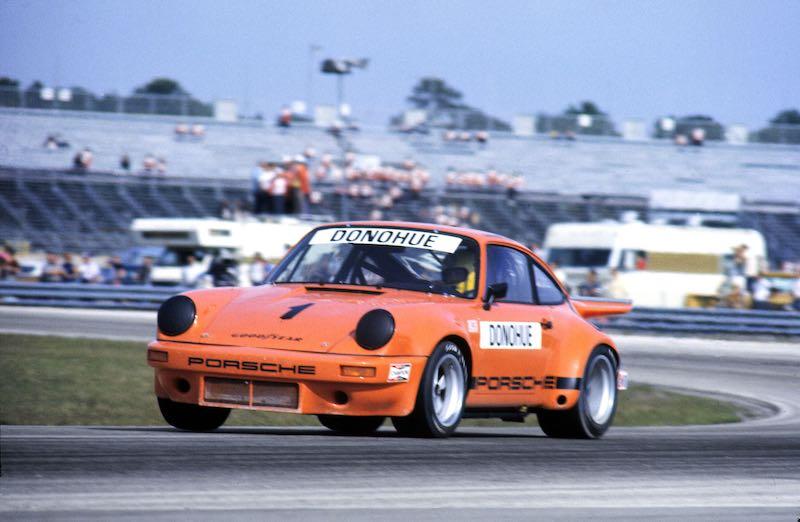 Mark Donohue - 1974 Porsche 911 Carrera RSR IROC
