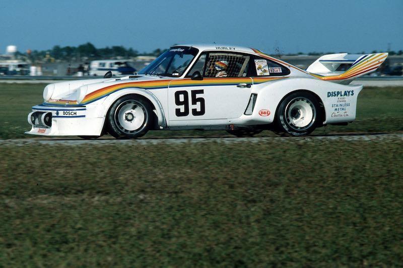 Hurley Haywood, Porsche 934