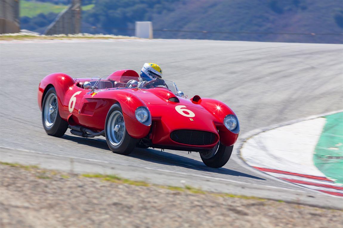 Charles Nearburg - 1957 Ferrari 250 Testa Rossa