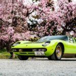 Love for Classic Lamborghinis at the Kyoto Concorso