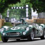 Aston Martin Featured at Goodwood Festival