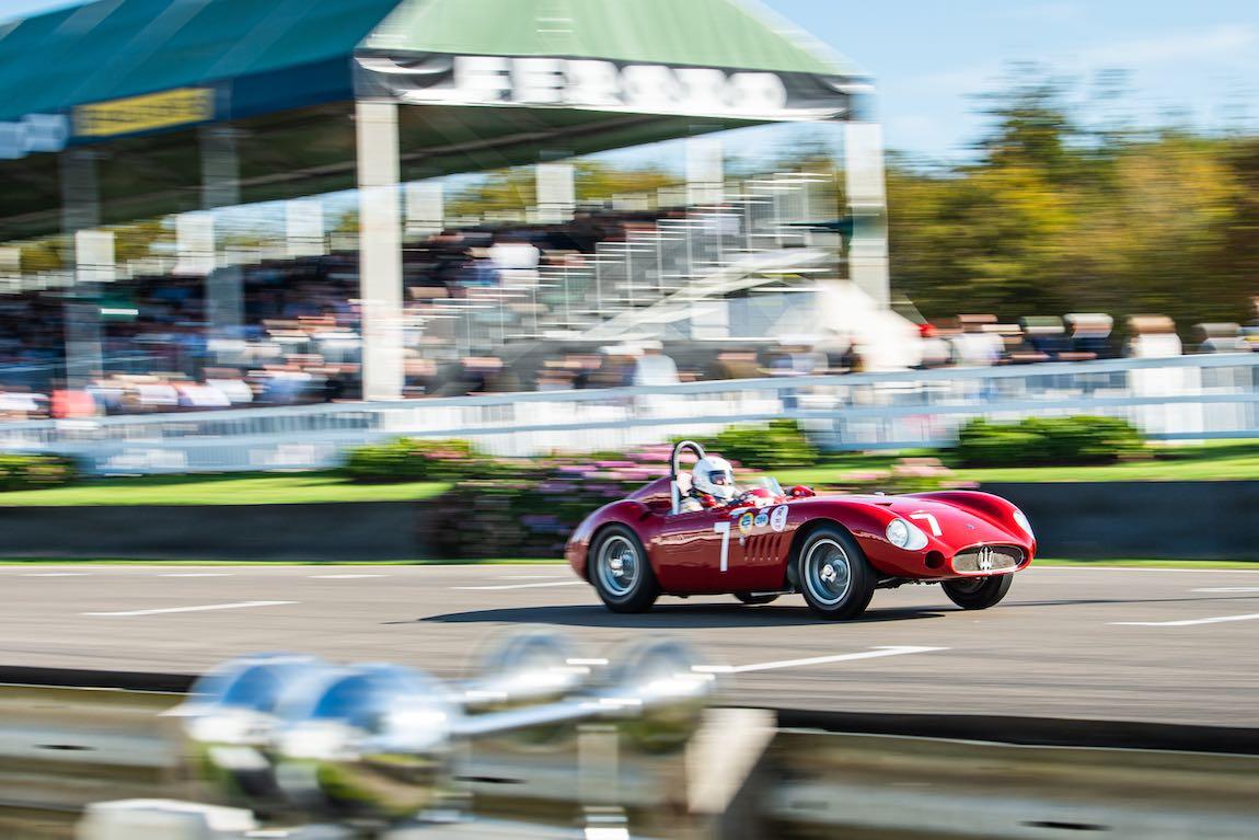 1955 Maserati 300S Goodwood Revival