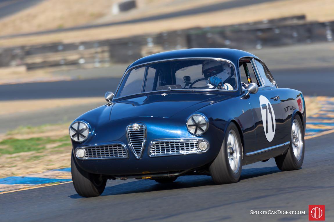 Bob Albright - 1959 Alfa Romeo Giulietta Sprint