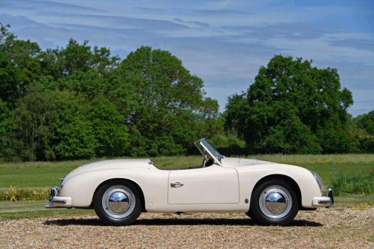 1953 Porsche 356 America