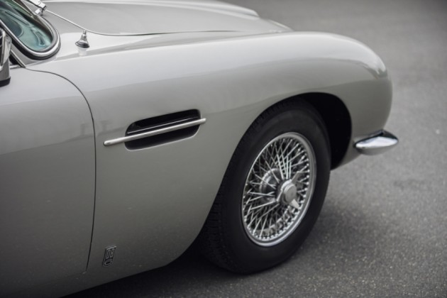 front side of DB6