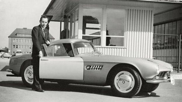 John Surtees BMW
