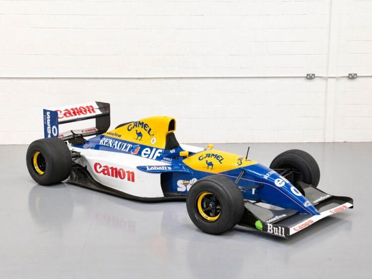 1993 Williams FW15C