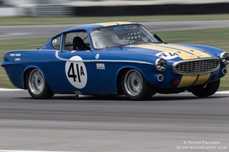 Racing the Volvo