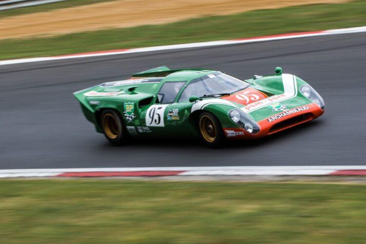 historic sports cars