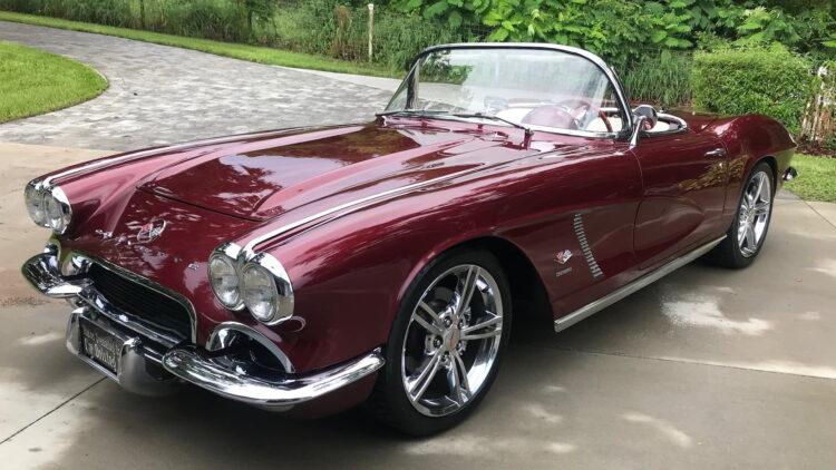 1962 Chevrolet Corvette Resto Mod Convertible