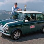 Paddy Hopkirk: Legendary Mini Cooper Rally Driver