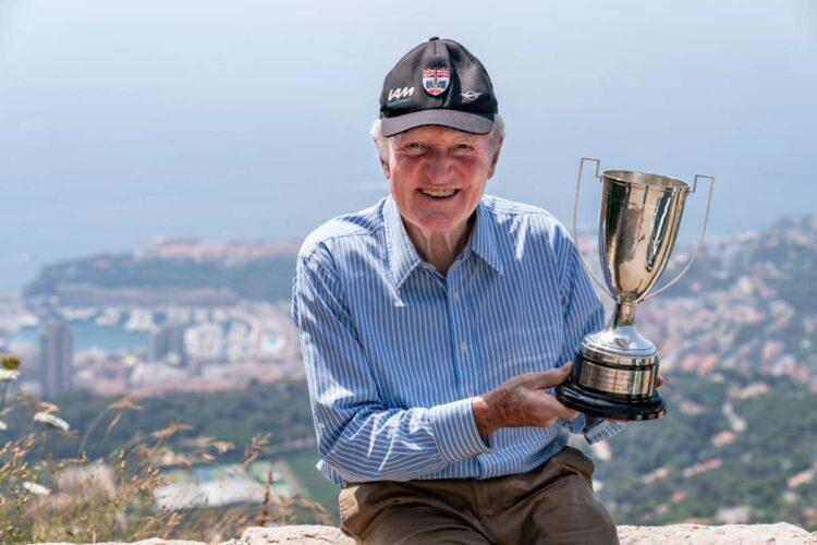 Paddy Hopkirk victory