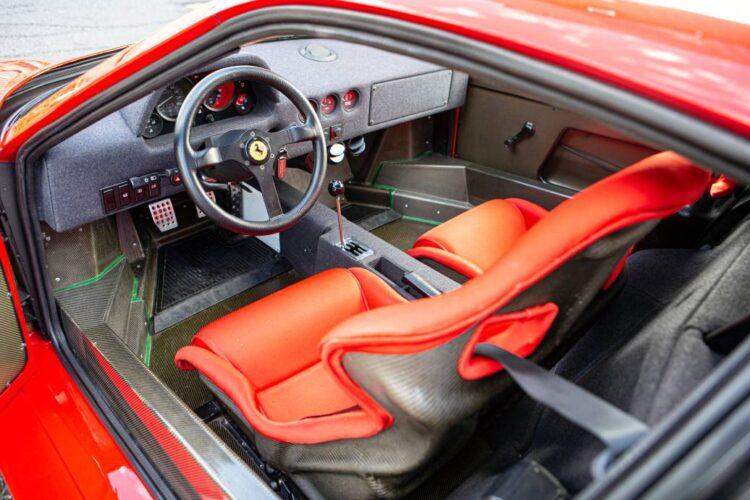 1991 Ferrari F40 Berlinetta
