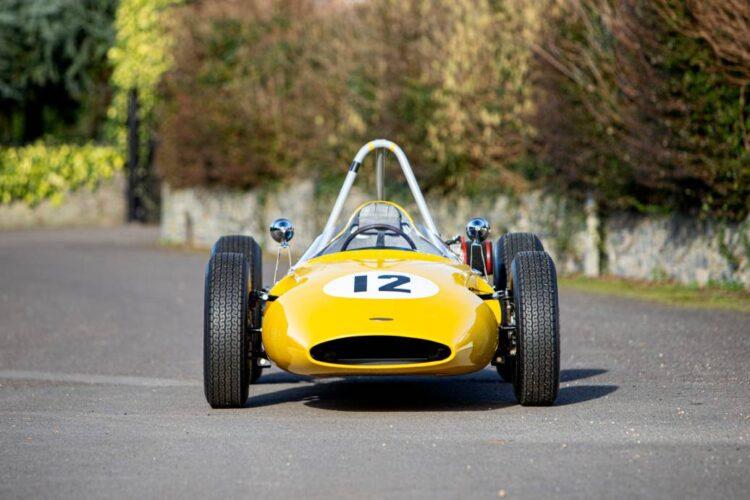 1961 Emeryson 1.5-Litre Formula 1 Single-seater
