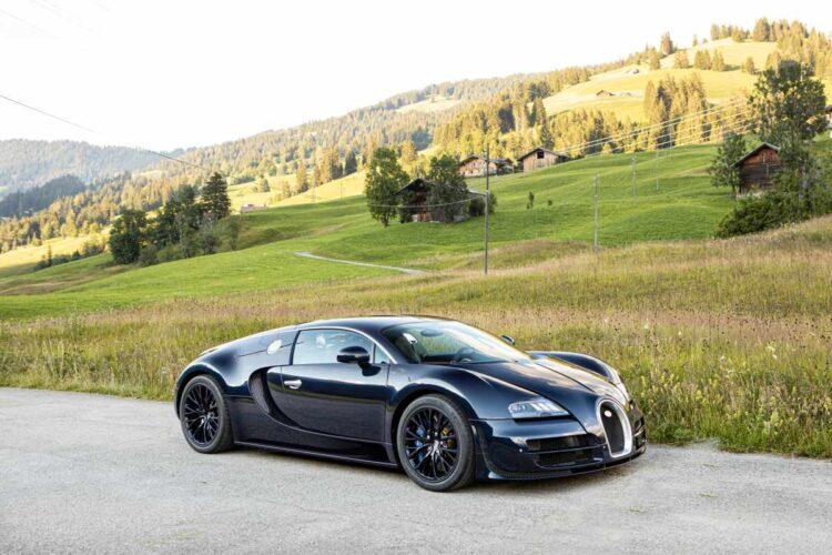 Bugatti 16.4 Super Sport Coupé / Source: Bonhams