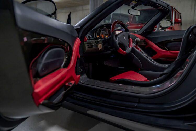 2007 Porsche Gemballa Mirage GT,