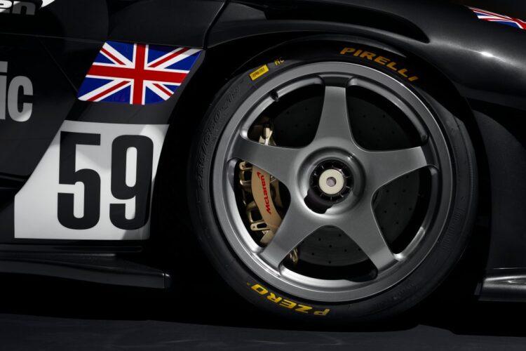 McLaren Senna GTR LM 825/1 'Ueno Clinic car'