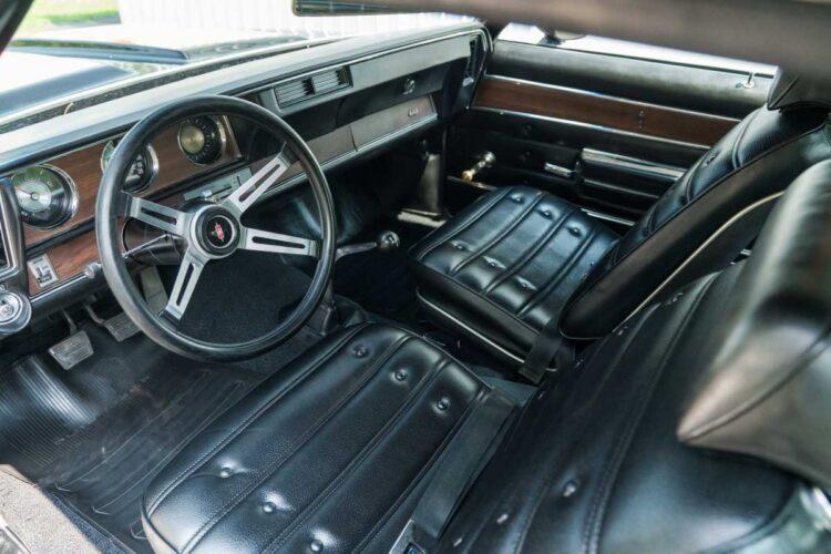 1971 Oldmobile 442 W-30