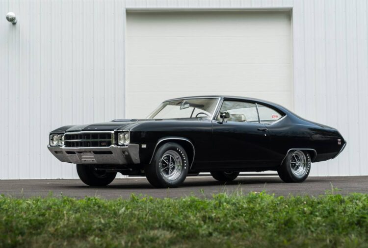 1969 Buick GS 400 Stage 1 coupé
