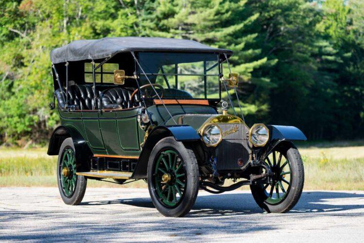 1913 Locomobile Model 38