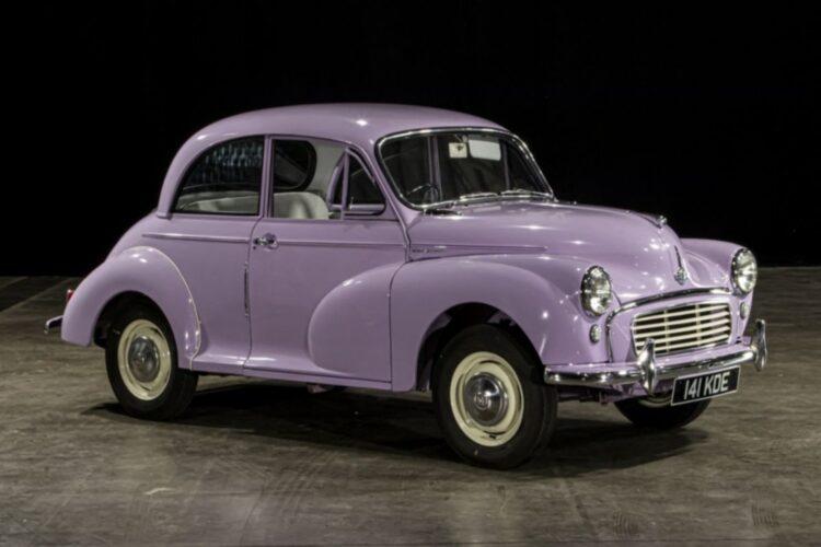1961 Morris Minor Million