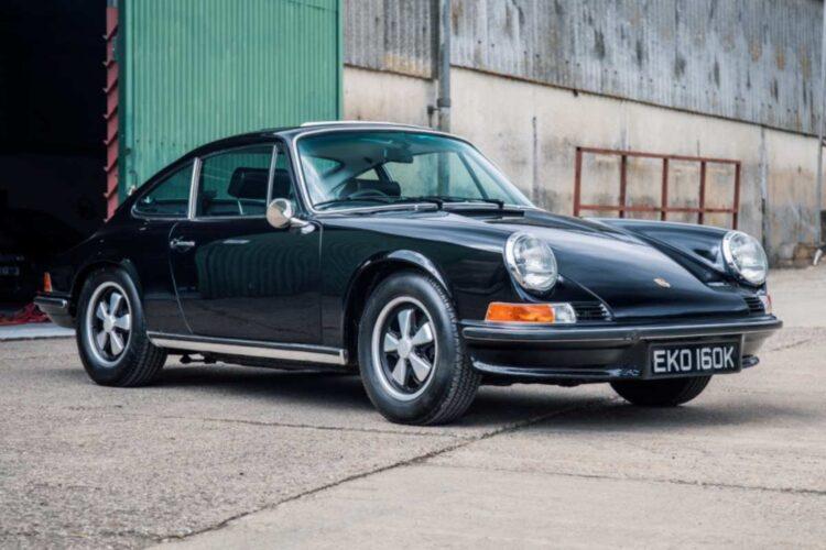 1971 Porsche 911S 2.2
