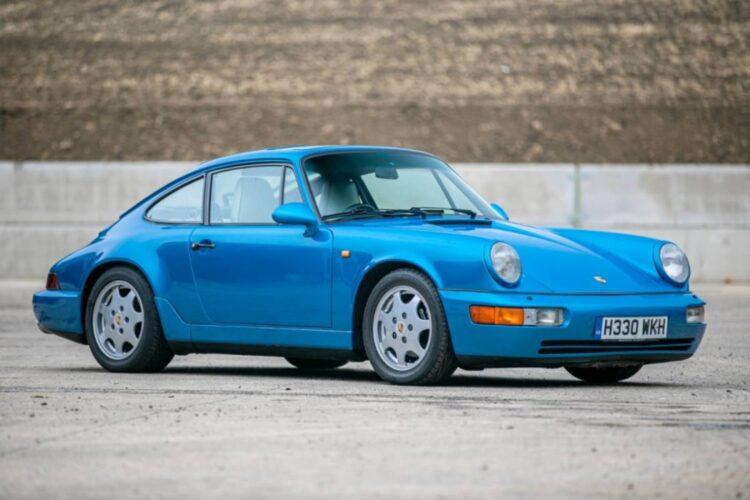 1990 Porsche 911 (964) Carrera 4
